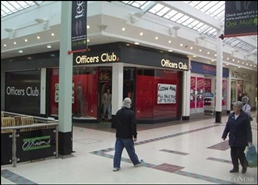2,031 SF Shopping Centre Unit for Rent  |  Unit 16, Oak Mall Shopping Centre, Greenock, PA15 1RH