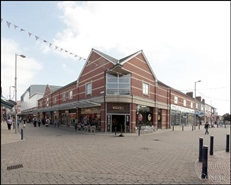 953 SF Shopping Centre Unit for Rent  |  13 Cole Street, The Parishes Shopping Centre, Scunthorpe, DN15 6RB