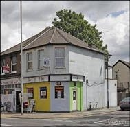 625 SF High Street Shop for Rent  |  517 Hertford Road, Enfield, EN3 5UA