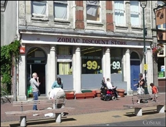 3,300 SF High Street Shop for Rent  |  35 High Street, Gosport, PO12 1DF