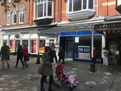 847 SF High Street Shop for Rent  |  163 Lord Street, Southport, PR8 1PF