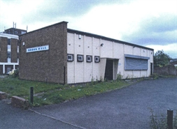 1,250 SF Out of Town Shop for Rent  |  Brook Hall, Flash Road, Oldbury, B69 4EA