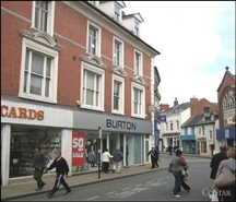 1,619 SF High Street Shop for Rent  |  Unit 2, Oswestry, SY11 2NF