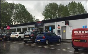 1,000 SF Out of Town Shop for Rent  |  Unit 4, Caerphilly, CF83 8BY