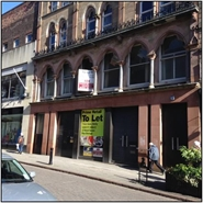 3,943 SF High Street Shop for Rent  |  7 Iron Gate, Derby, DE1 3FJ