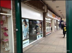 830 SF Shopping Centre Unit for Rent  |  Unit 60, Belvoir Shopping Centre, Coalville, LE67 3PE