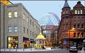 1,354 SF Shopping Centre Unit for Rent  |  Unit Ug 35, Victoria Square Shopping Centre, Belfast, BT1 4QG