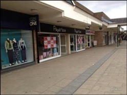 1,471 SF Shopping Centre Unit for Rent  |  Unit B 22/23, Belvoir Shopping Centre, Coalville, LE67 3XA