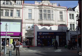 2,955 SF High Street Shop for Rent  |  16 - 17 Kirkgate, Leeds, LS1 6BY