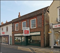 534 SF High Street Shop for Rent  |  28 - 30 Chertsey Street, Guildford, GU1 4EU