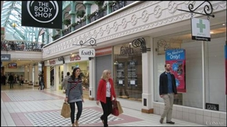 1,066 SF Shopping Centre Unit for Rent  |  The Mall, Camberley, GU15 3SJ