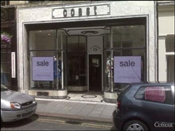 721 SF High Street Shop for Rent  |  19 New Bond Street, Bath, BA1 1BA