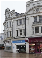 595 SF High Street Shop for Rent  |  27 Market Square, Bromley, BR1 1JD