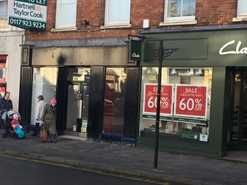 564 SF High Street Shop for Rent  |  19A New Canal, Salisbury, SP1 2AA