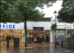 1,960 SF High Street Shop for Rent  |  102 High Street, Bromley, BR1 1EY