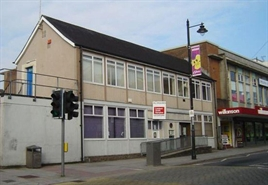 1,521 SF High Street Shop for Rent  |  160 - 164 High Street, Blackwood, NP12 1AX