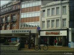 7,200 SF High Street Shop for Rent  |  14A Commercial Road, Bournemouth, BH2 5LP