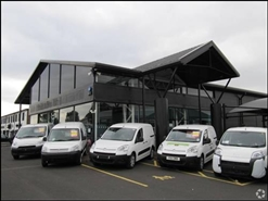 5,301 SF Out of Town Shop for Rent  |  Former Car Showroom, Doncaster, DN2 4SR