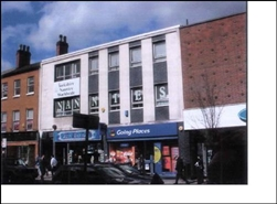 2,519 SF High Street Shop for Rent  |  24B High Street, Doncaster, DN1 1DW