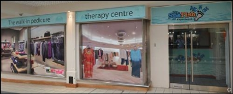 1,849 SF Shopping Centre Unit for Rent  |  The Mall, Camberley, GU15 3RZ