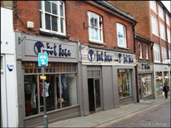 2,009 SF High Street Shop for Rent  |  9 - 15 Market Street, Guildford, GU1 4LB