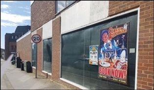 1,107 SF High Street Shop for Rent  |  181 Fleet Road, Fleet, GU51 3BL