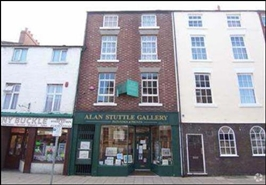 1,474 SF High Street Shop for Sale  |  34 North Marine Road, Scarborough, YO12 7PE