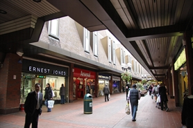1,340 SF Shopping Centre Unit for Rent  |  Palace Gardens Shopping Centre, Enfield, EN2 6SN