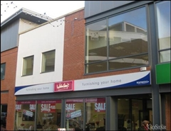 4,243 SF High Street Shop for Rent  |  3A Priory Street, Wrexham, LL11 1SU