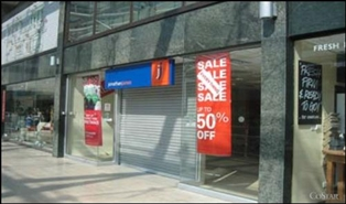 1,874 SF Shopping Centre Unit for Rent  |  Unit 80, Lower Precinct Shopping Centre, Coventry, CV1 1DS
