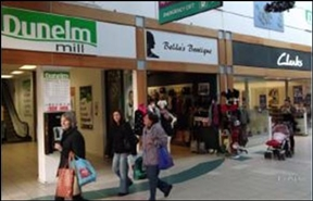 561 SF Shopping Centre Unit for Rent  |  35B Manning Walk, Clock Towers Shopping Centre, Rugby, CV21 2JT