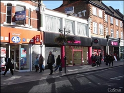 1,421 SF High Street Shop for Rent  |  15 Church Street, Enfield, EN2 6AF