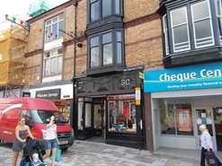 434 SF High Street Shop for Rent  |  72 Taff Street, Pontypridd, CF37 4SU
