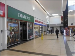 1,072 SF Shopping Centre Unit for Rent  |  Unit 54, Queens Square Shopping Centre, West Bromwich, B70 7NJ