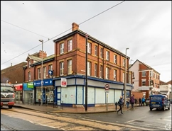 853 SF High Street Shop for Rent  |  83 Lord Street, Fleetwood, FY7 6DS