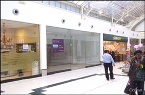 851 SF Shopping Centre Unit for Rent  |  Unit 49, The Exchange Shopping Centre, Ilford, IG1 1AS