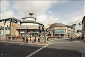 689 SF Shopping Centre Unit for Rent  |  9 Corn Market, Marketgate Shopping Centre, Lancaster, LA1 1JJ