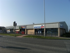 1,519 SF Out of Town Shop for Rent  |  Unit 2 Silverwing Retail Park, Swansea, SA5 4DL