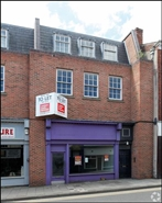 655 SF High Street Shop for Rent  |  8 Bridgegate, Retford, DN22 6AE
