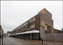 5,550 SF Shopping Centre Unit for Rent  |  Unit 46-49, Priory Shopping Centre, Dartford, DA1 2HR