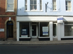 2,464 SF High Street Shop for Rent  |  12 Bridge Street, Christchurch, BH23 1EB