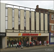 6,674 SF High Street Shop for Rent  |  19 Cleveland Street, Doncaster, DN1 3EH