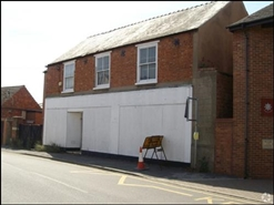 814 SF High Street Shop for Rent  |  12 High Street, Sleaford, NG34 0QA