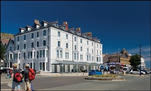 3,475 SF Out of Town Shop for Rent  |  Unit 1, Former Clarence Hotel, Llandudno, LL30 2DF