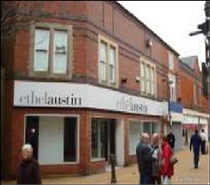 2,390 SF High Street Shop for Rent  |  9 - 11 Low Street, Sutton In Ashfield, NG17 1DH