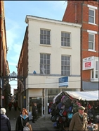 1,379 SF High Street Shop for Rent  |  16 Market Place, Boston, PE21 6EH