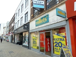 1,480 SF High Street Shop for Rent  |  154 High Road, Ilford, IG1 1LL