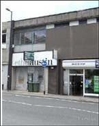 2,109 SF High Street Shop for Rent  |  24 Market Street, Stoke On Trent, ST3 1BX