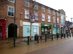 778 SF High Street Shop for Rent  |  Unit 1a, Chorley, PR7 1BG