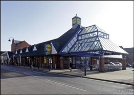 14,272 SF High Street Shop for Rent  |  Retail Unit (Former Lidl Supermarket), Bilston, WV14 0EZ